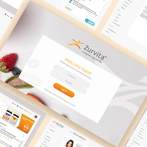 BackOffice Integration – Zurvita